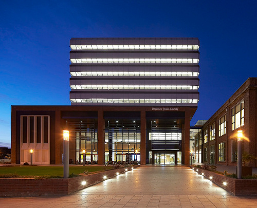 Brynmor Jones Library, University of Hull