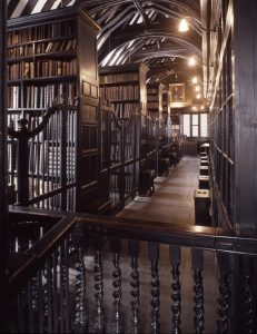 Chetham's Library, Manchester.