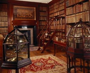 National Trust Library