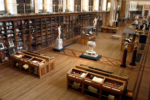The Enlightenment gallery © The Trustees of the British Museum