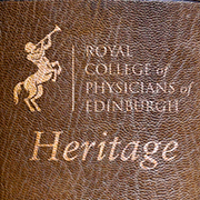 Image of the Royal College of Physicians of Edinburgh logo