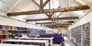 The Jerwood Library Trinity Laban