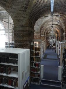 Courtauld Institute of Art Library - Image copyright: Courtauld Institute of Art