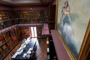 Royal Academy of Arts Library - Image Copyright: Royal Academy of Arts Library